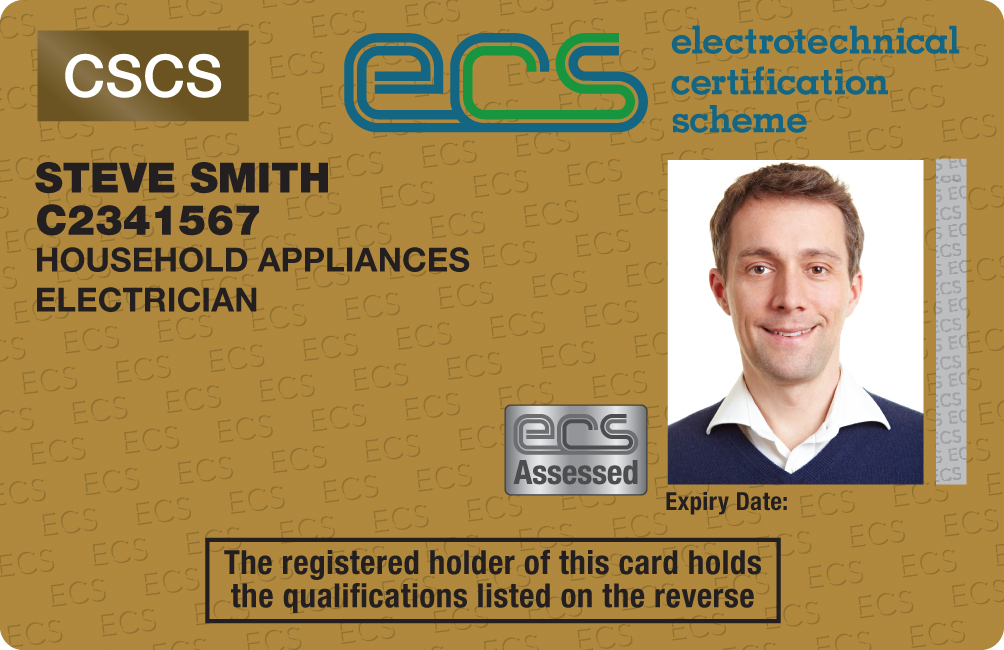 Household Appliances Electrician Image