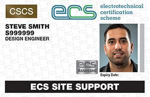 ECS Site Support Occupation Image